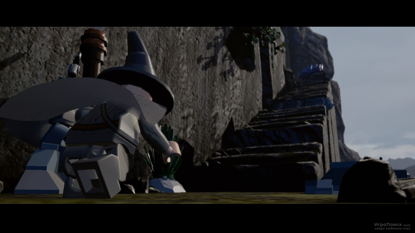 Скриншот к игре LEGO The Hobbit