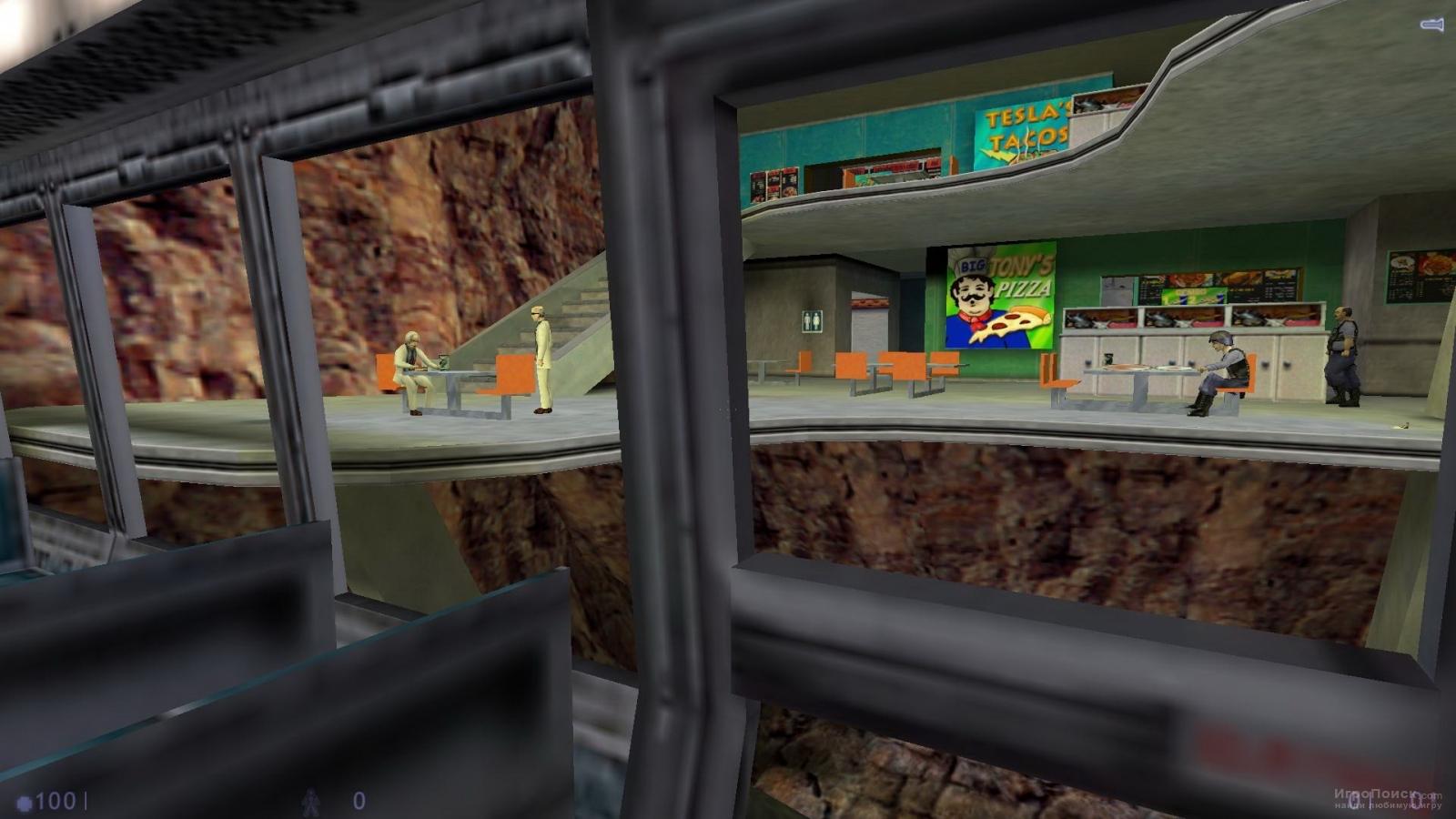 Скриншот к игре Half-Life: Blue Shift
