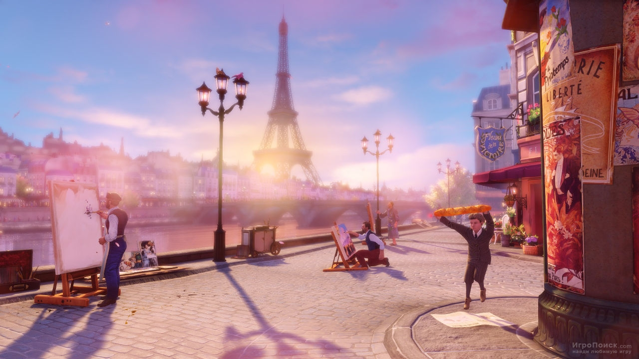 Скриншот к игре BioShock Infinite: Burial at Sea - Episode Two