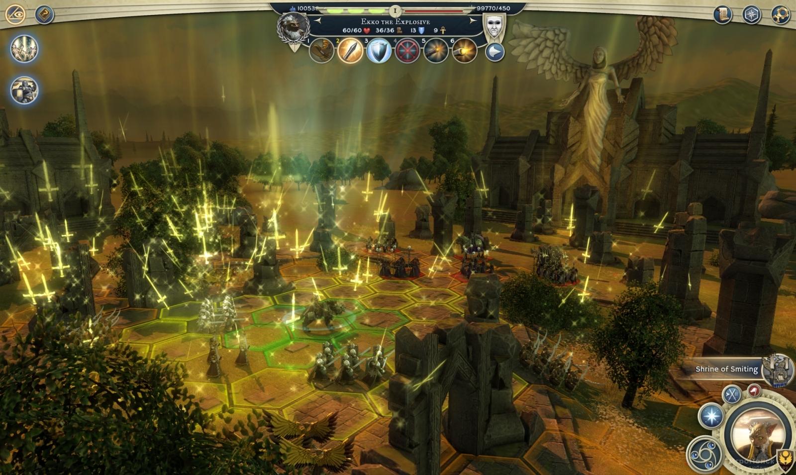 Скриншот к игре Age of Wonders III