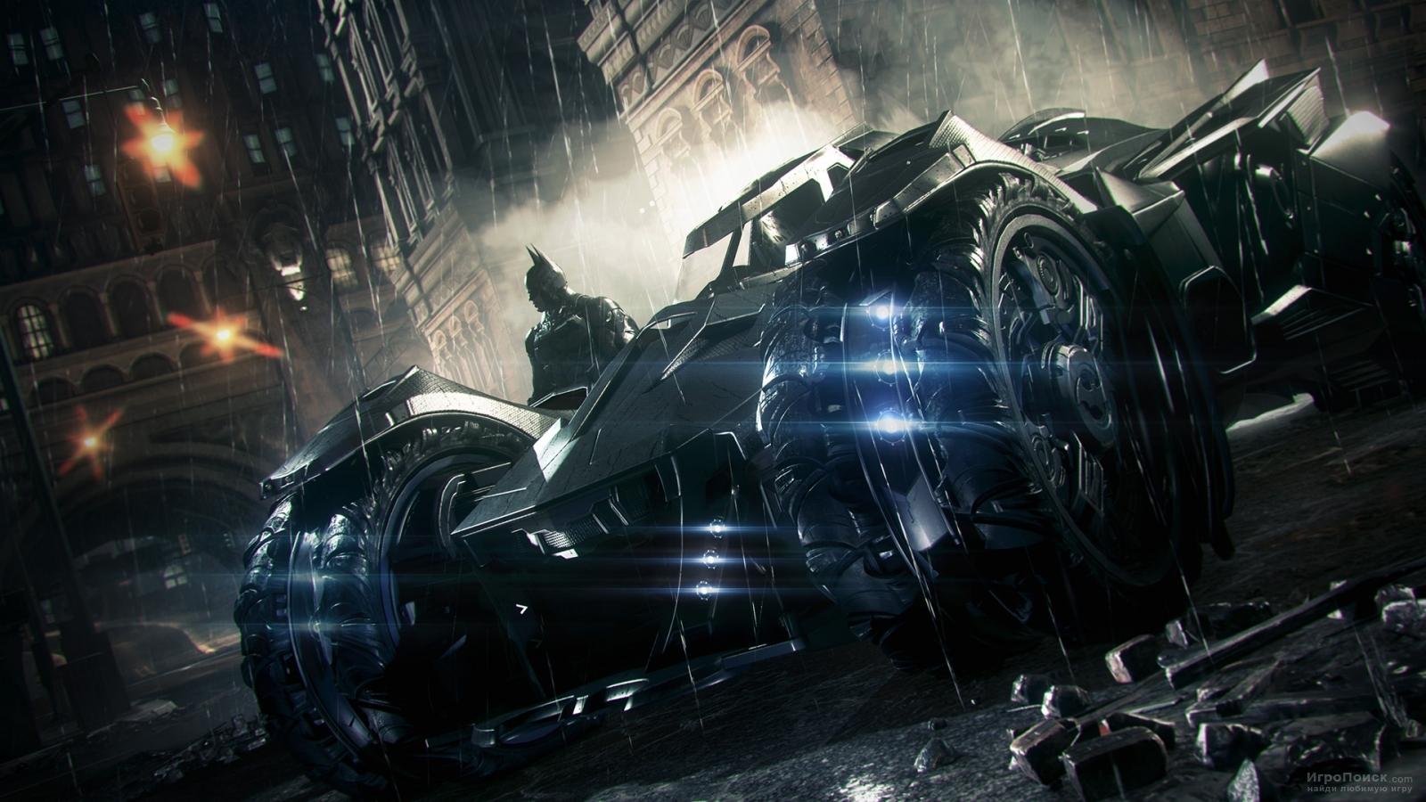 Скриншот к игре Batman: Arkham Knight