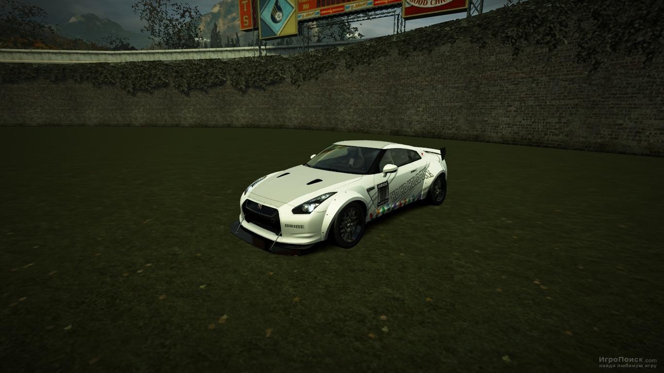 Скриншот к игре Need for Speed World