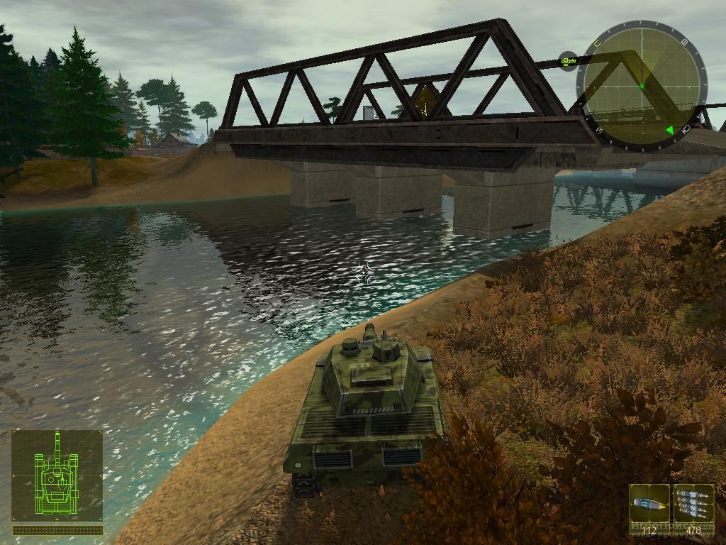 Скриншот к игре 2025: Battle for Fatherland