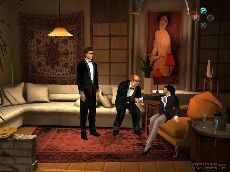 Скриншот к игре Largo Winch: Empire Under Threat