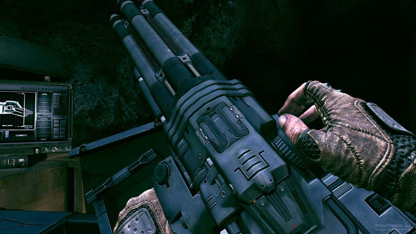 Скриншот к игре Rage