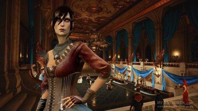 Скриншот к игре Dragon Age: Inquisition