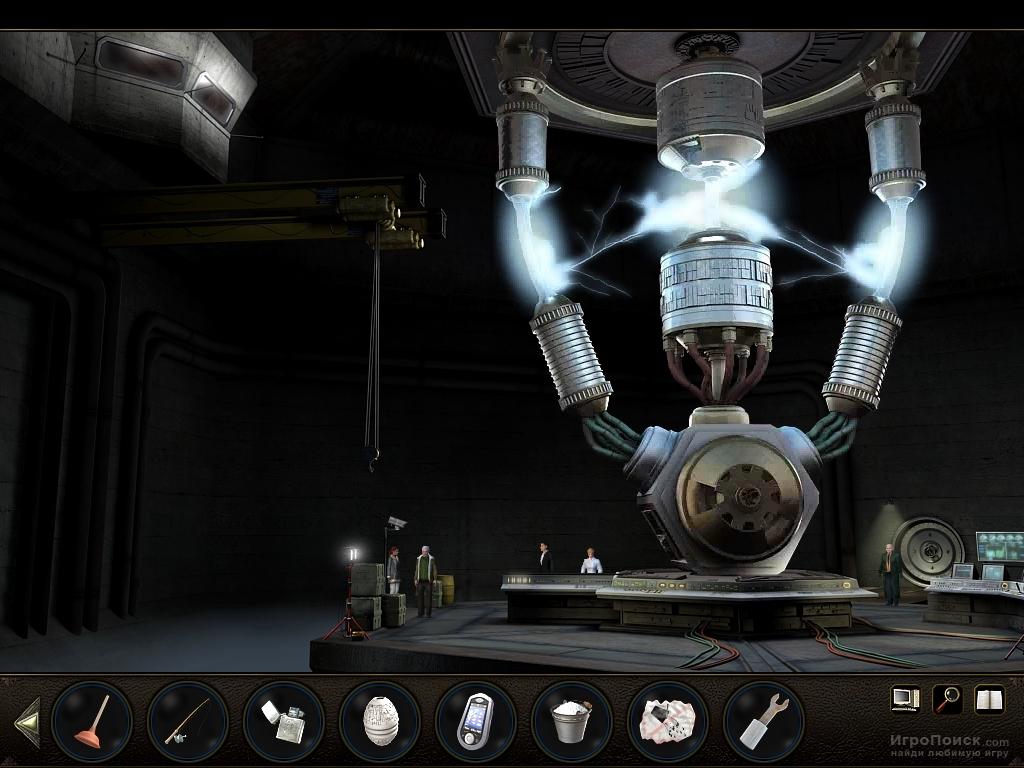 Скриншот к игре Secret Files: Tunguska