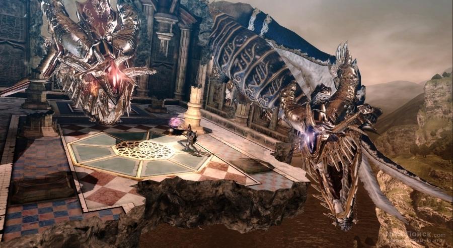 Скриншот к игре Bayonetta