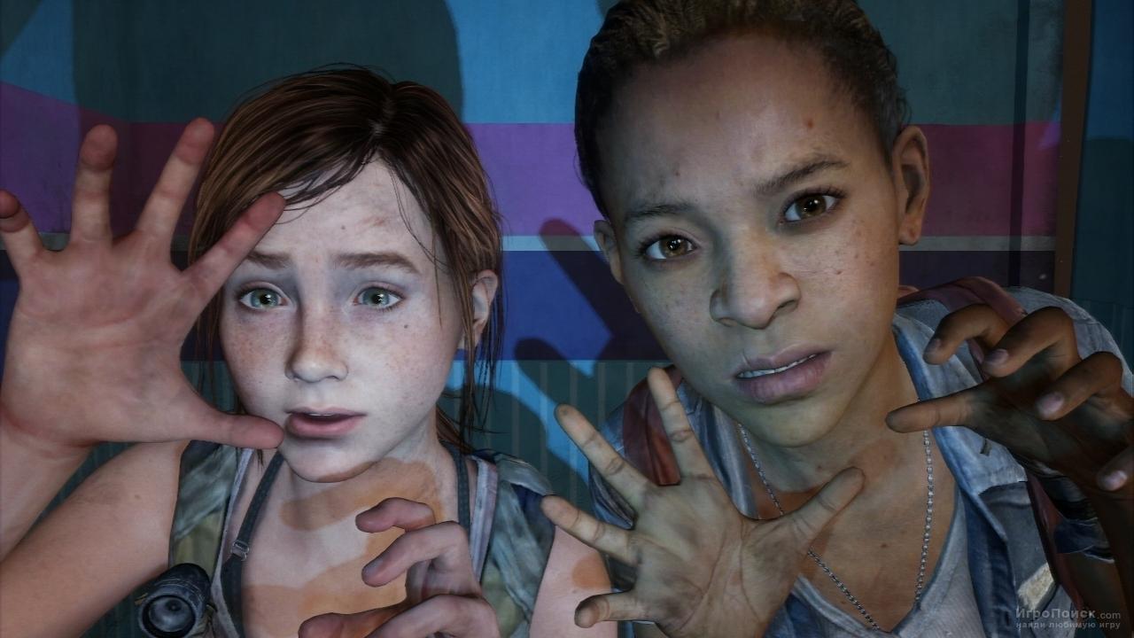 Скриншот к игре The Last of Us: Left Behind