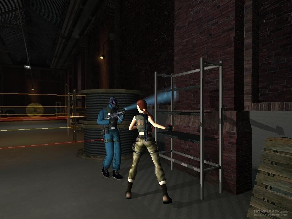 Скриншот к игре Tomb Raider VI: The Angel of Darkness