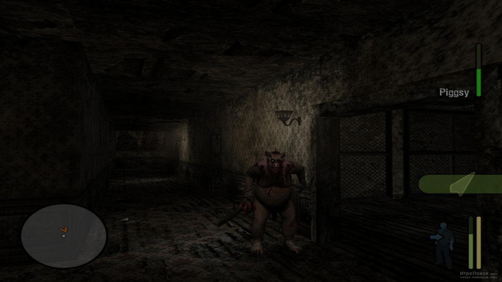 Скриншот к игре Manhunt