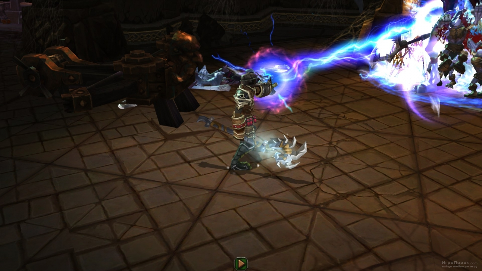 Скриншот к игре Torchlight