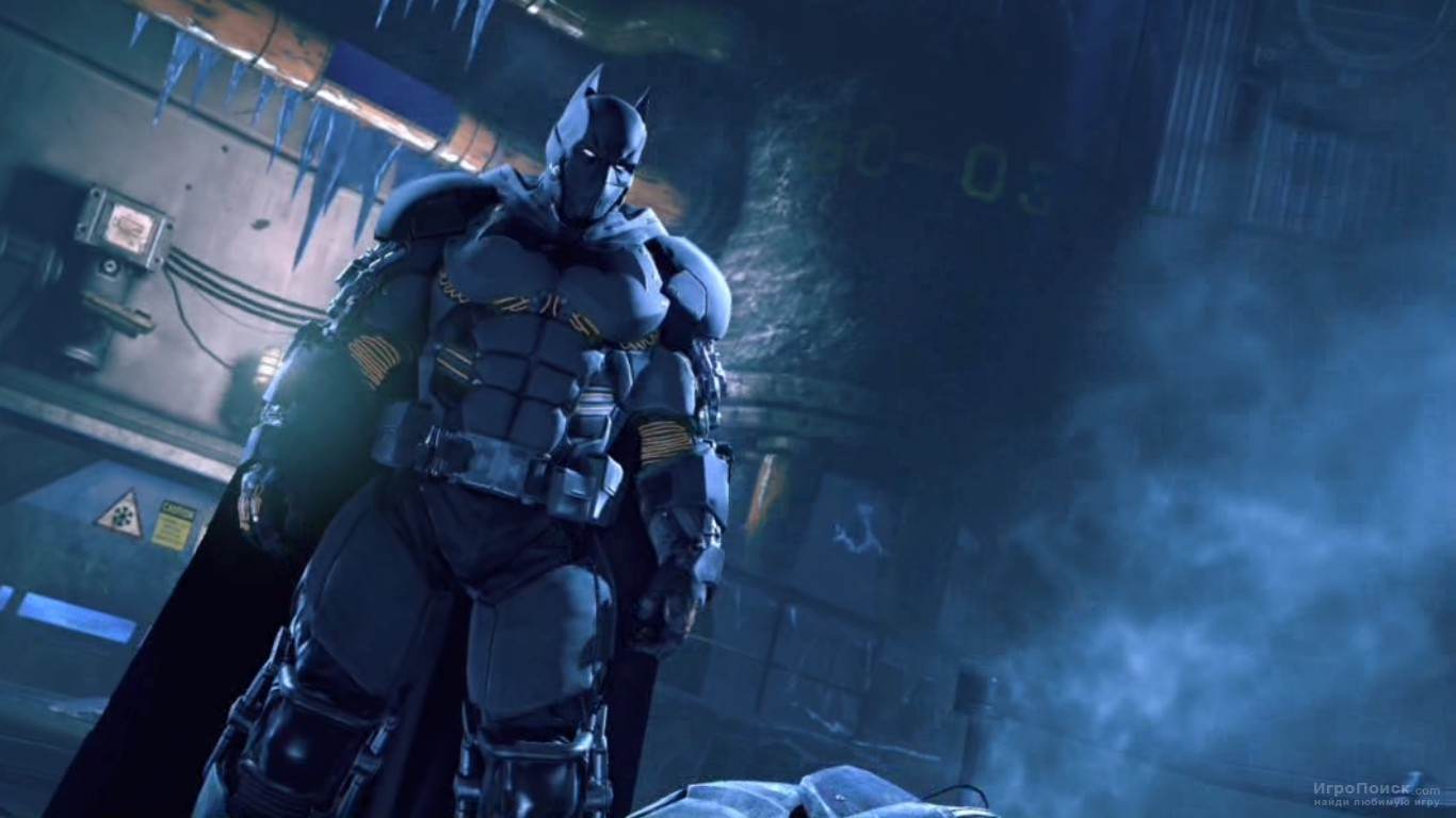 �������� � ���� Batman: Arkham Origins
