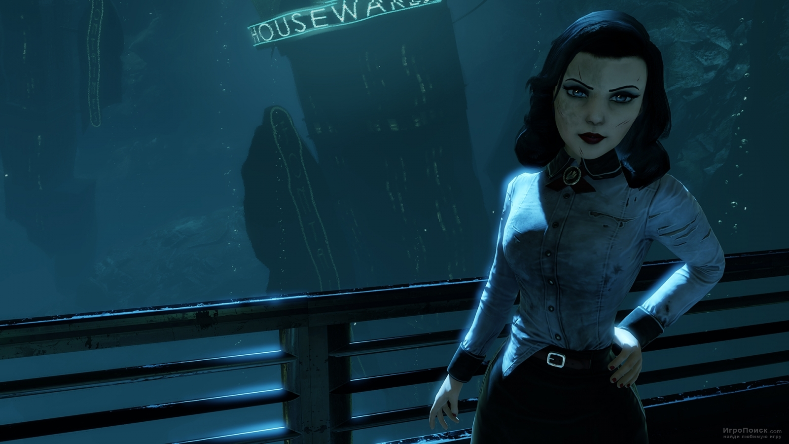 Скриншот к игре BioShock Infinite: Burial at Sea - Episode One