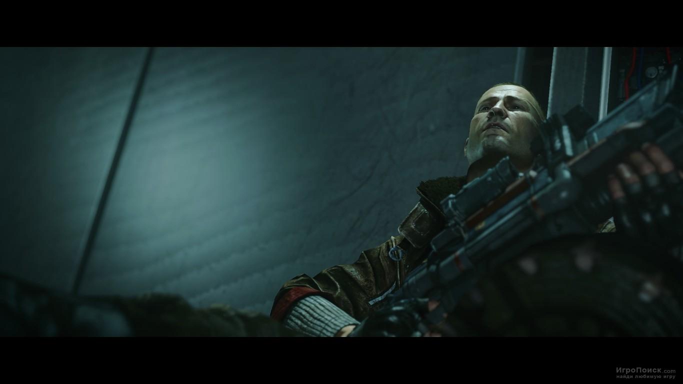 Скриншот к игре Wolfenstein: The New Order