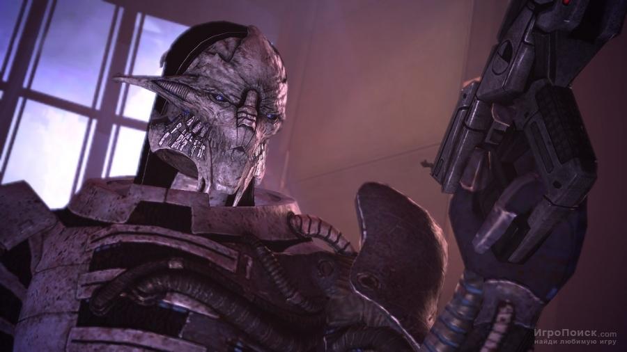 Скриншот к игре Mass Effect