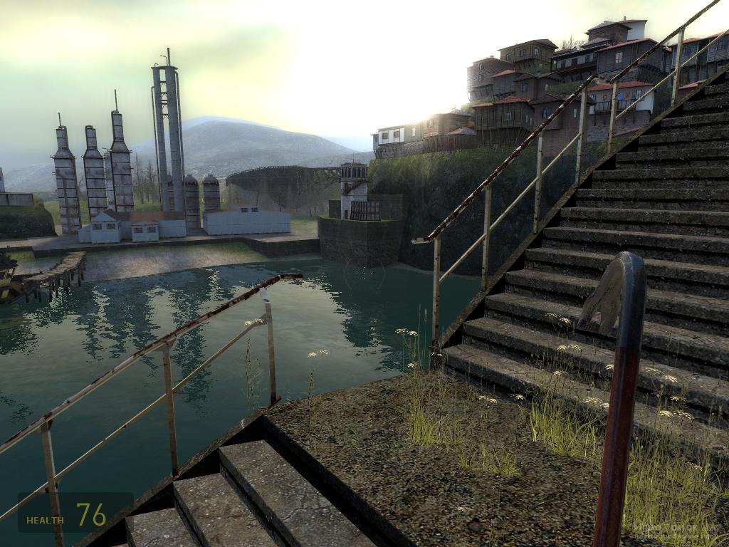 Скриншот к игре Half-Life 2: Lost Coast