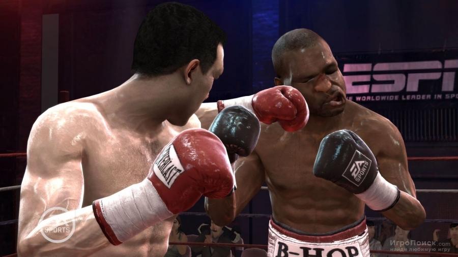 Скриншот к игре Fight Night Round 3
