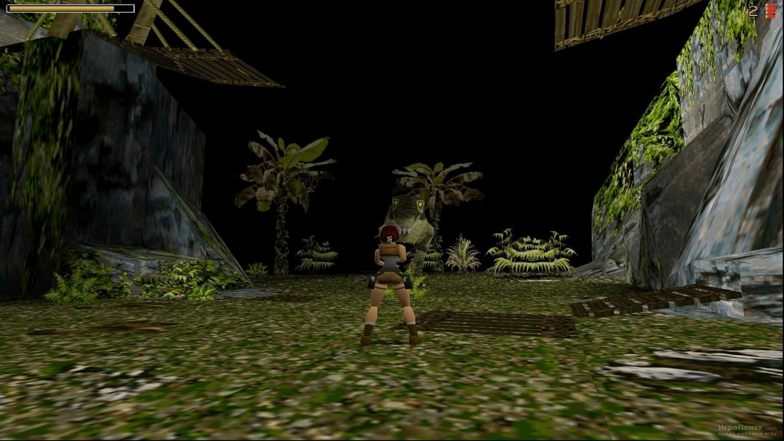Скриншот к игре Tomb Raider I