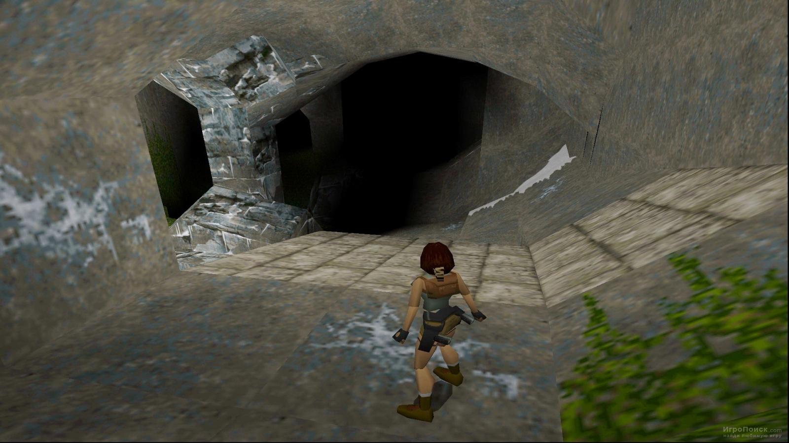 Скриншот к игре Tomb Raider Classic