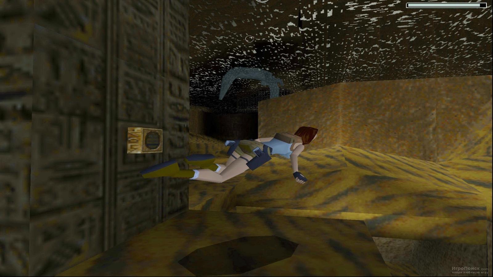 Скриншот к игре Tomb Raider: Unfinished Business