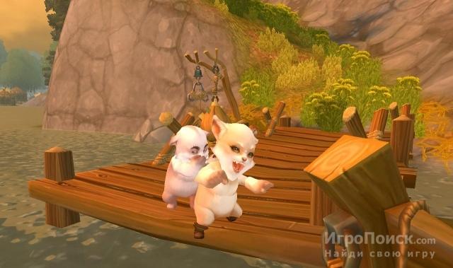 Скриншот к игре Allods Online
