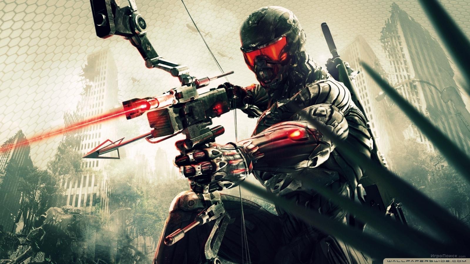 Скриншот к игре Crysis 3