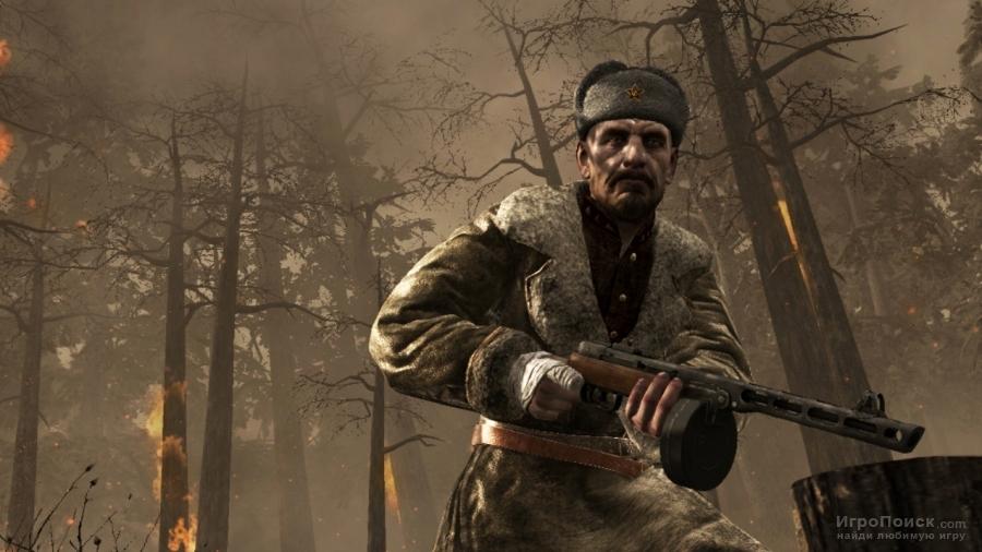 Скриншот к игре Call of Duty: World at War