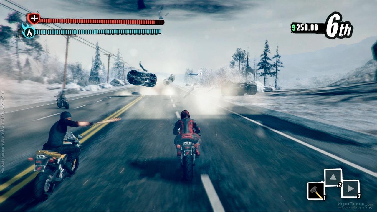 Скриншот к игре Road Redemption
