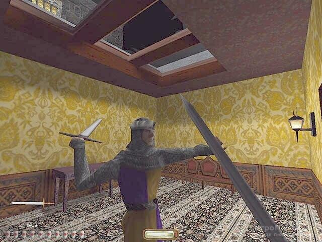 Скриншот к игре Thief II: The Metal Age