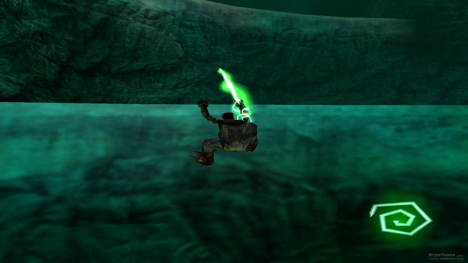 Скриншот к игре Legacy of Kain: Soul Reaver