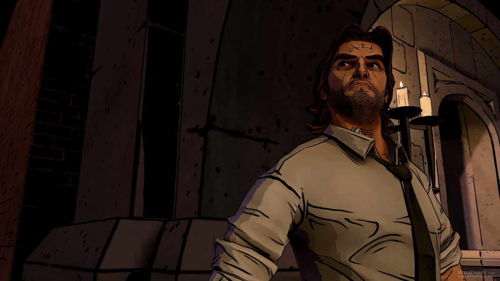 Скриншот к игре The Wolf Among Us - Episode 4: In Sheep's Clothing