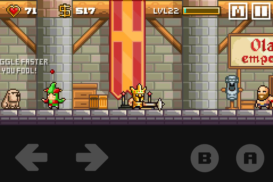 Скриншот к игре Devious Dungeon