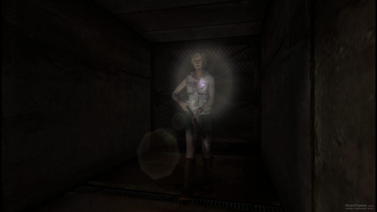 Скриншот к игре Silent Hill 3