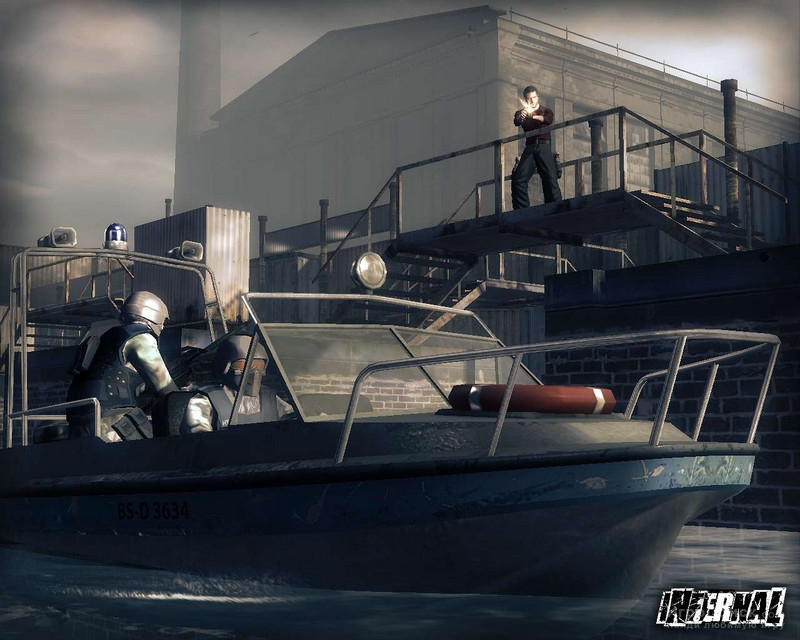 Скриншот к игре Infernal