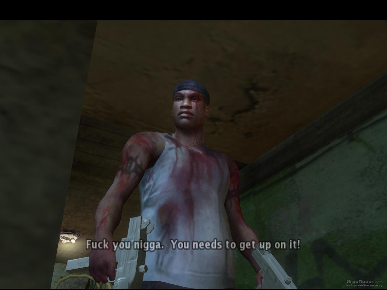 Скриншот к игре True Crime: New York City