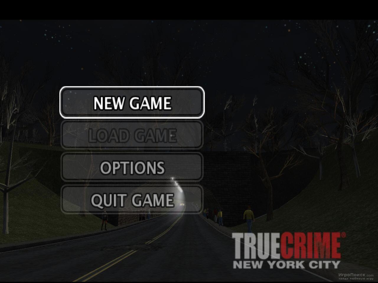 И скриншоты — true crime new york city