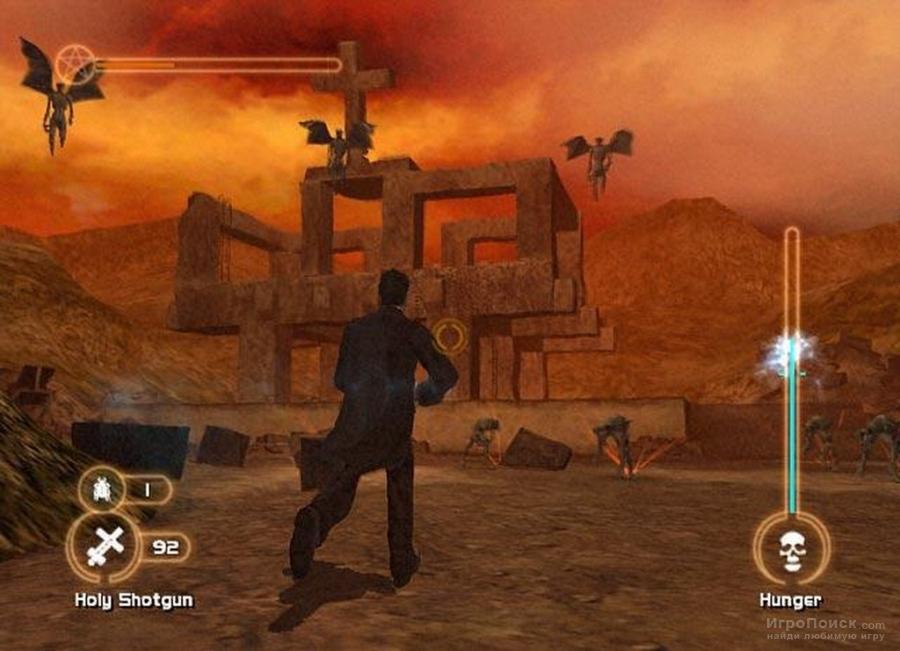 Скриншот к игре Constantine