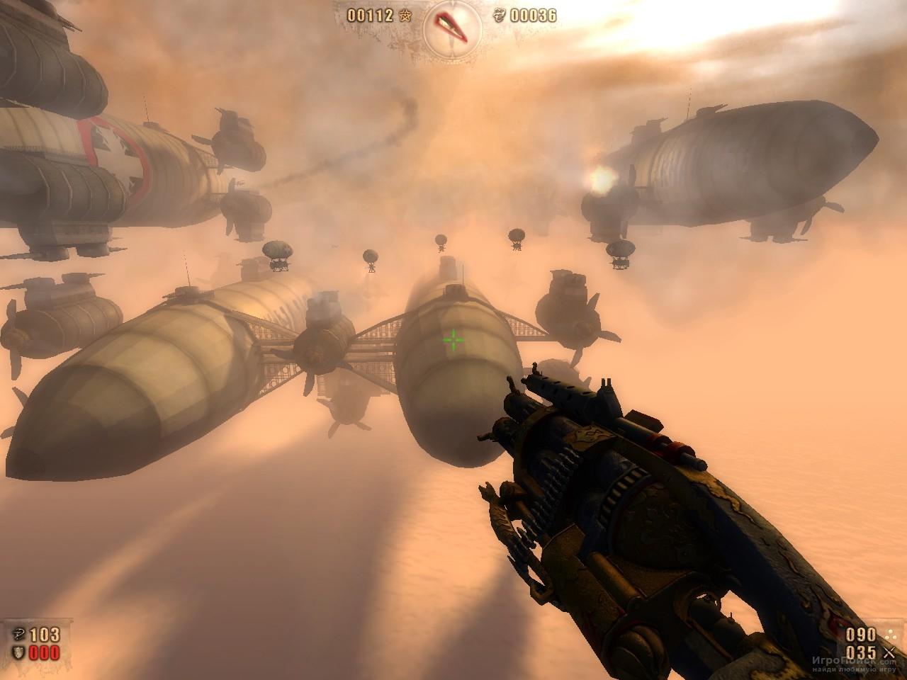 Скриншот к игре Painkiller: Overdose