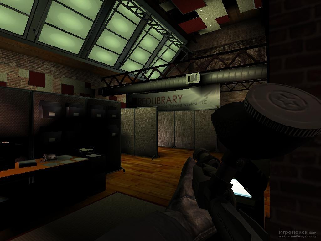 Скриншот к игре SWAT 4