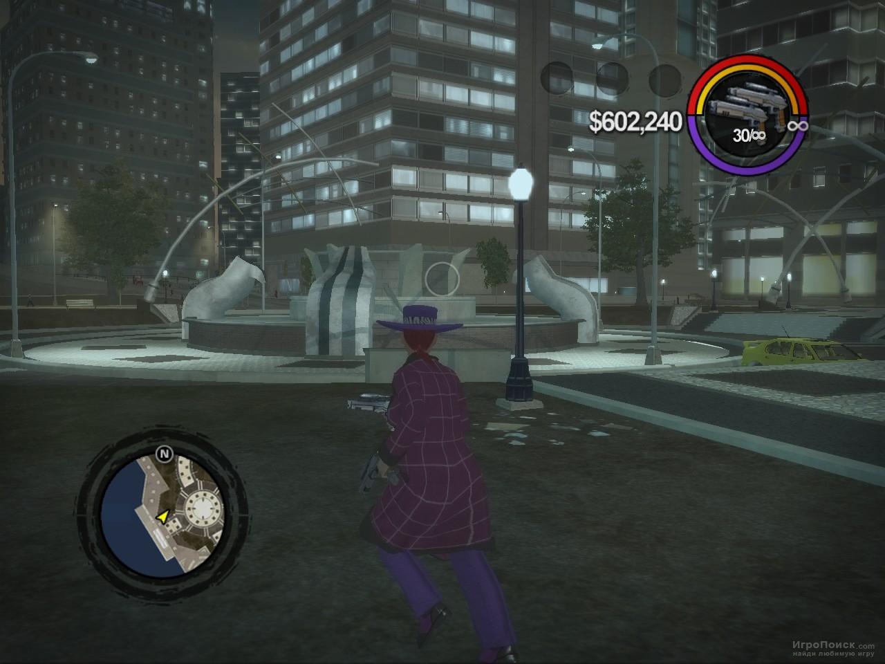 Скриншот к игре Saints Row 2