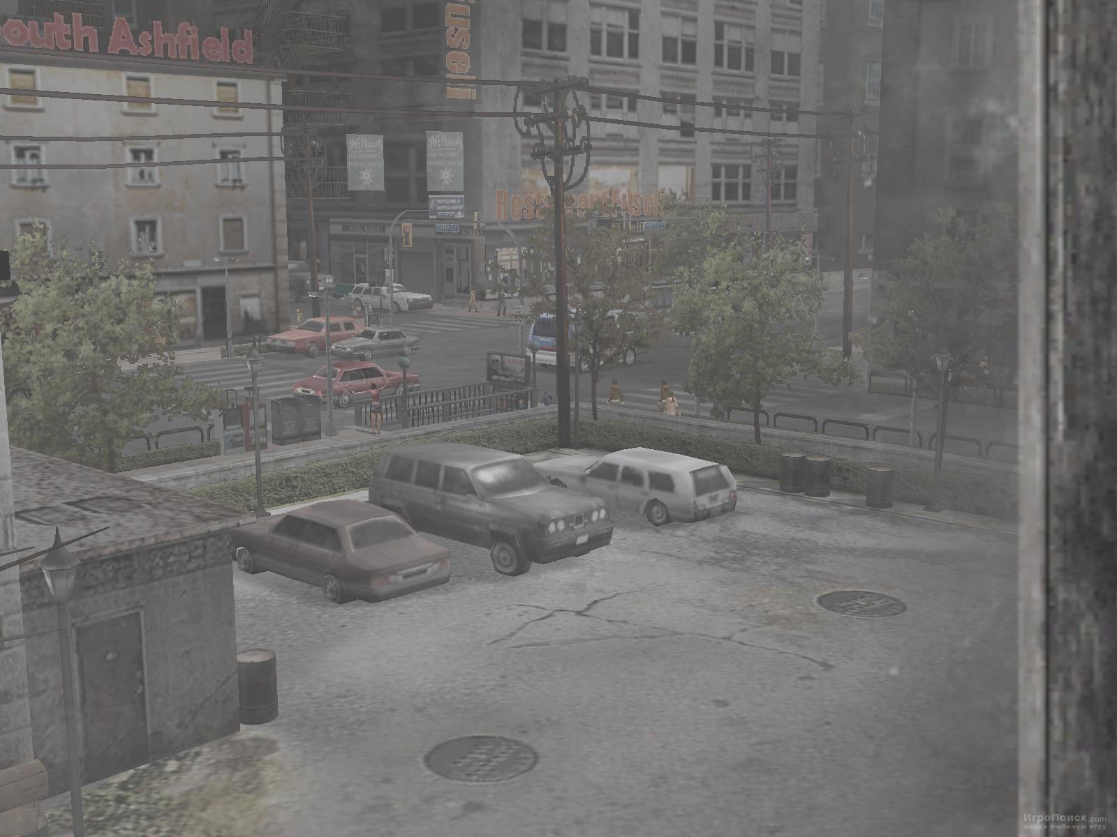 Скриншот к игре Silent Hill 4: The Room