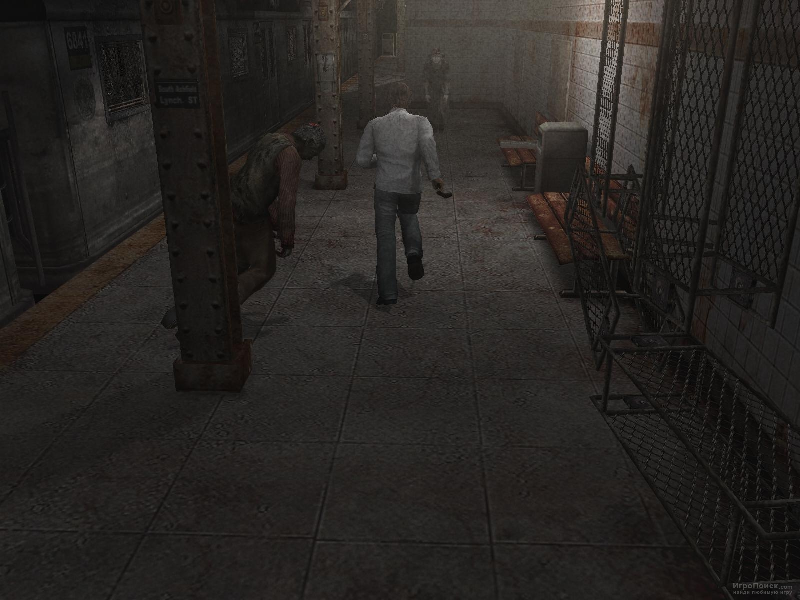 Скриншот к игре Silent Hill 4: The Room