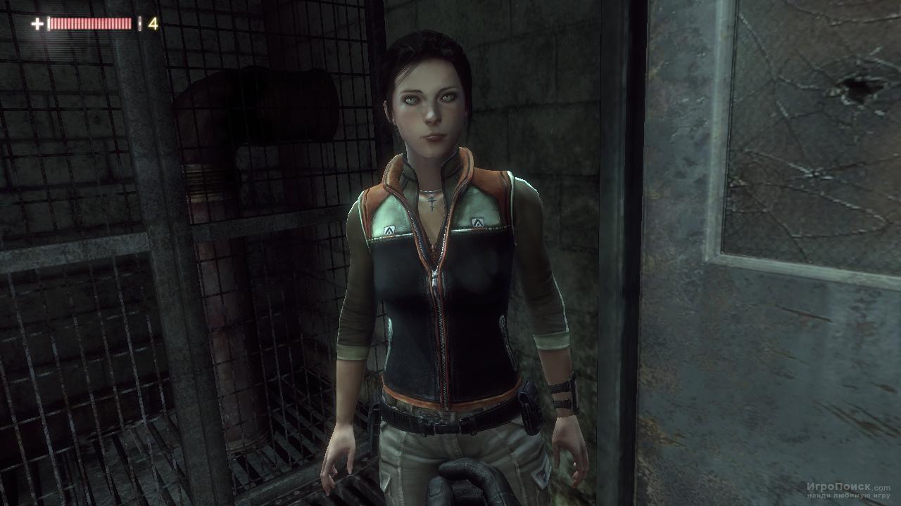 Скриншот к игре Singularity