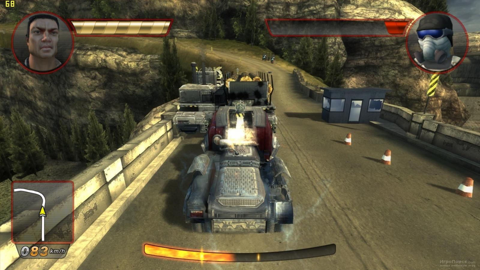 Скриншот к игре SledgeHammer