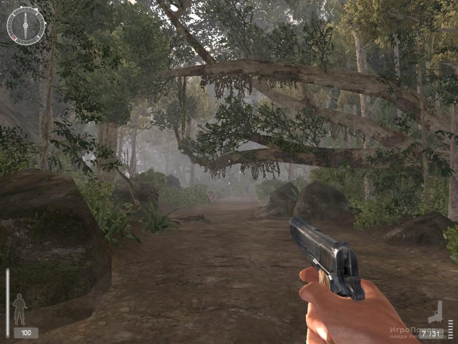 Скриншот к игре Medal of Honor: Pacific Assault