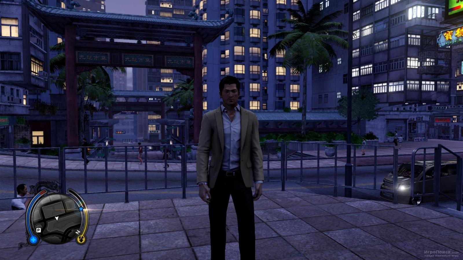 Скриншот к игре Sleeping Dogs