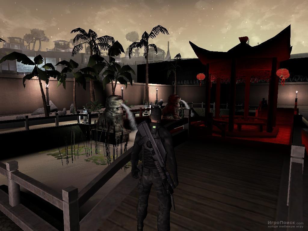 Скриншот к игре Tom Clancy's Splinter Cell