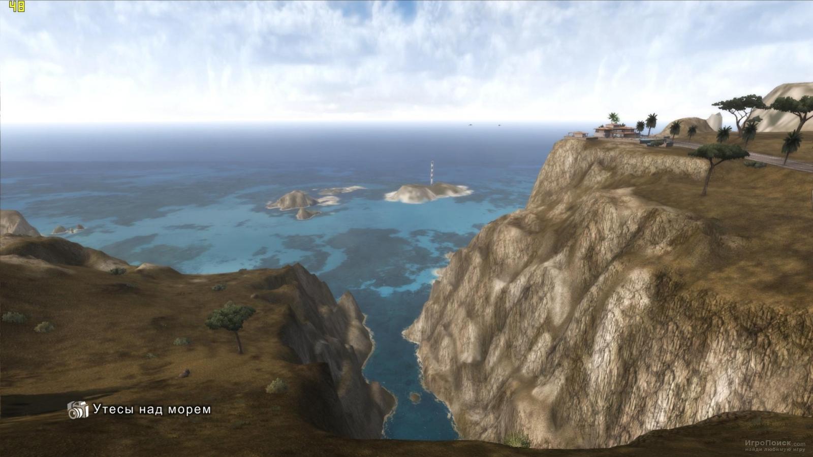 Скриншот к игре Test Drive Unlimited 2