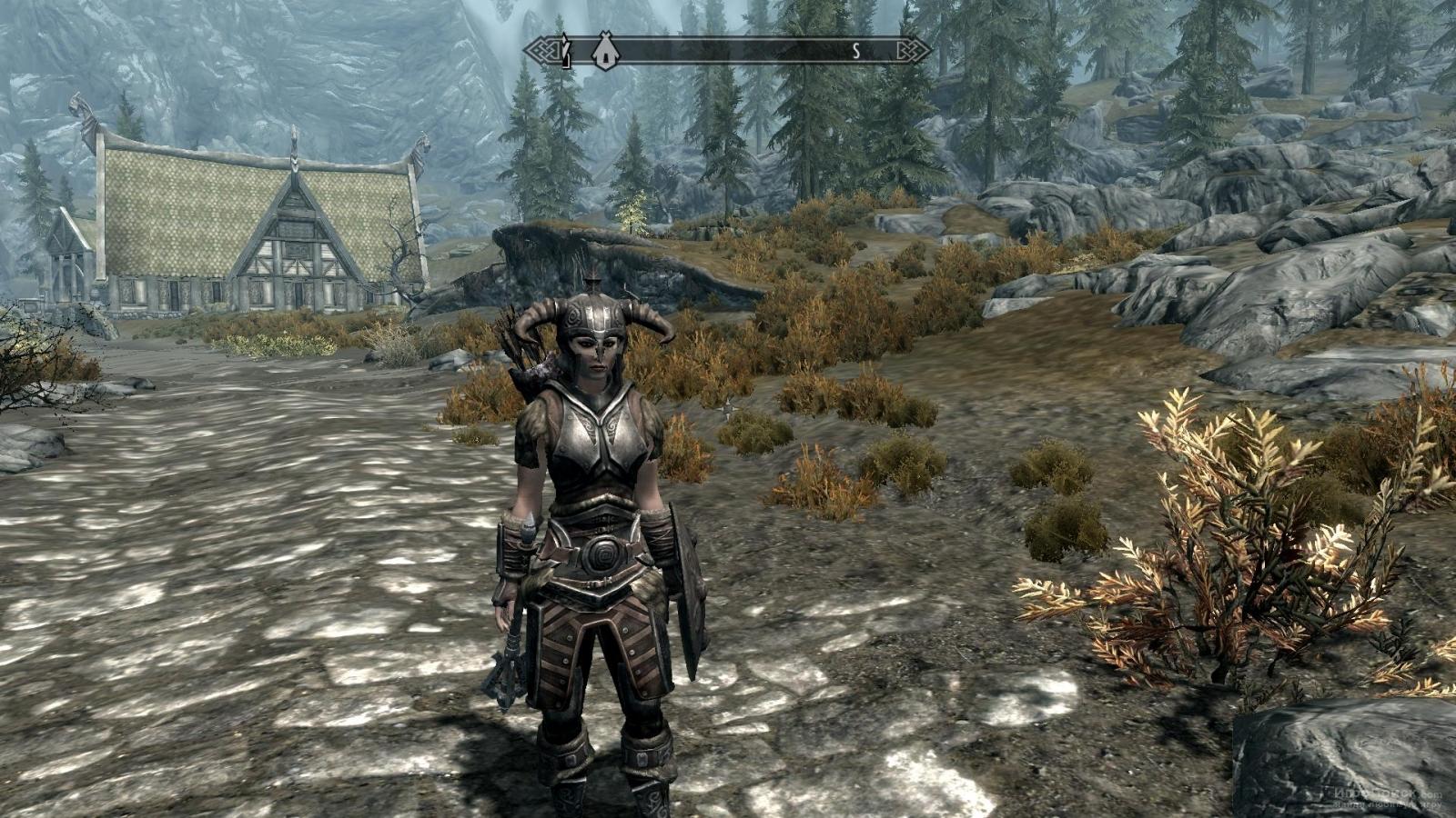Скриншот к игре The Elder Scrolls V: Skyrim